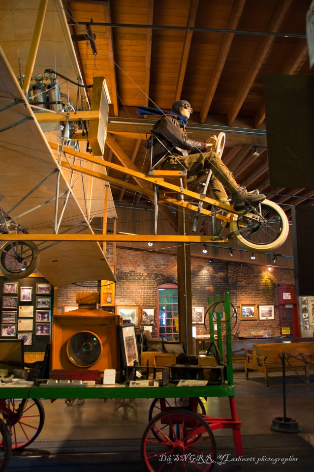 D&S Museum airplane 1913
