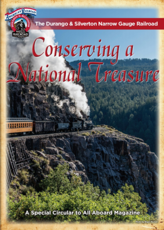 Conserving a national treasure magazine 2019